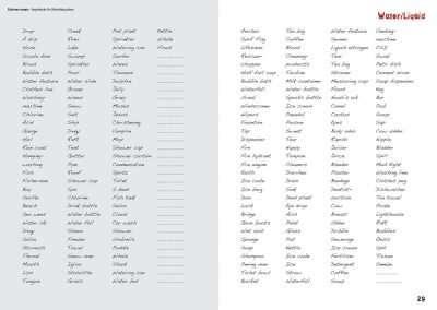 extreme-nouns-lists-2012-brainstorming_ideas-word-association-water-liquids